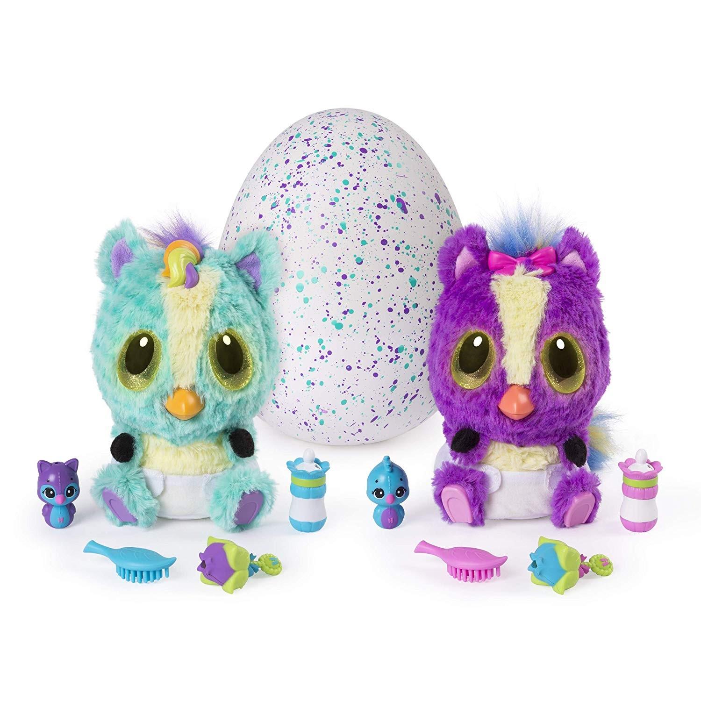 Купить Интерактивный малыш Hatchimals Чубастик в яйце (Hatchimals HatchiBabies Ponette Egg) от