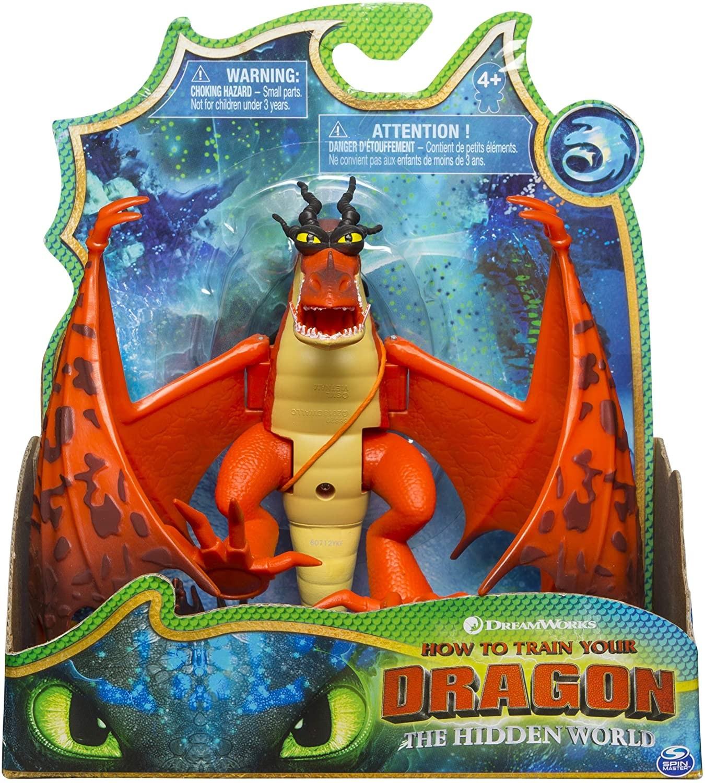 Купить Дракон Кривоклык Как приручить дракона 3 Spin Master Dragons Hookfang How to Train Your Dragon от