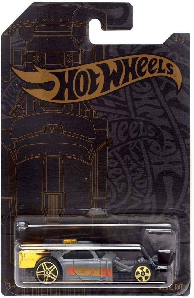 Купить Коллекционная Машинка  Хот Вилс  Hot Wheels ARISTO RAT  51st Anniversary от