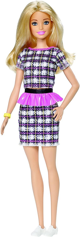 Купить Кукла Барби Модница 58 (Barbie Fashionistas Doll 58 Peplum Power) от