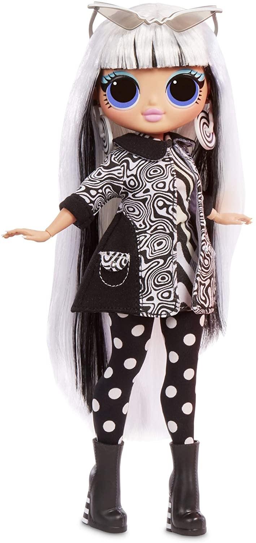Купить Кукла ЛОЛ Груви Бейб серия неоновые огни (L.O.L. Surprise!  Lights Groovy Babe Fashion Doll with 15 Surprises) от