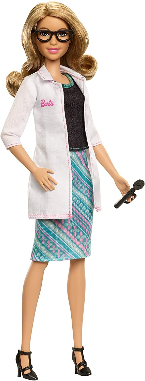Купить Кукла Барби Доктор окулист (Barbie Careers Eye Doctor Doll) от