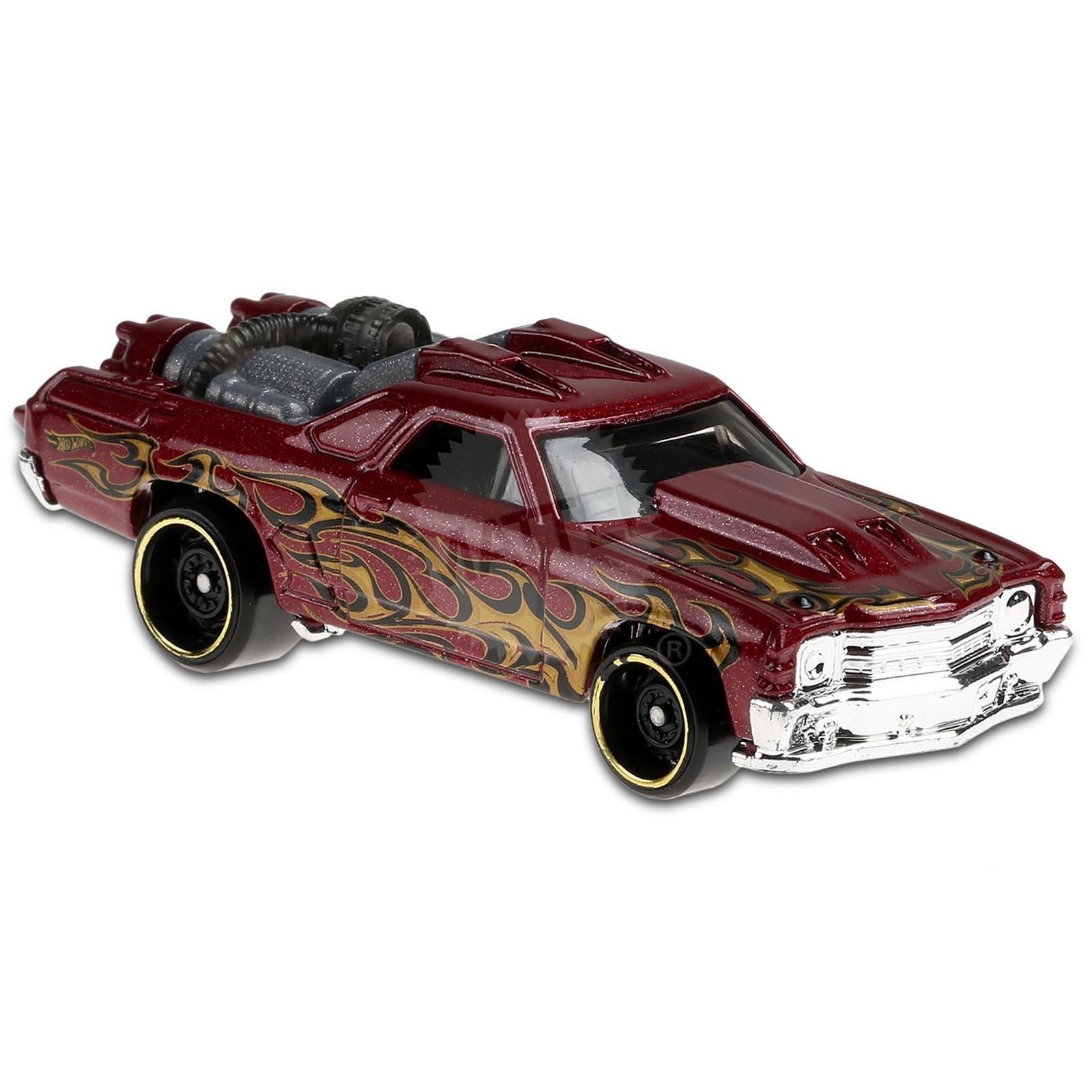 Купить Машинка Hot Wheels CUSTOM '71 EL CAMINO от