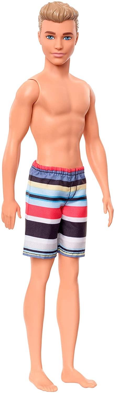 Купить Кукла Кен Блондин Пляж (Barbie Ken Beach Doll, Blonde) от