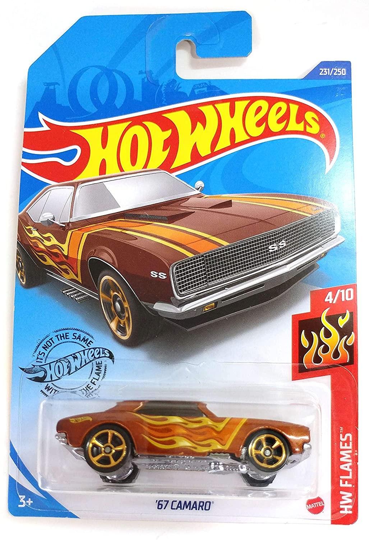 Купить Машинка Hot Wheels '67 Camaro от