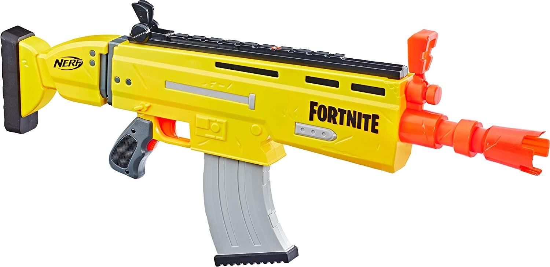 Купить Бластер Нерф Фортнайт NERF Fortnite AR-L Elite Dart Blaster от