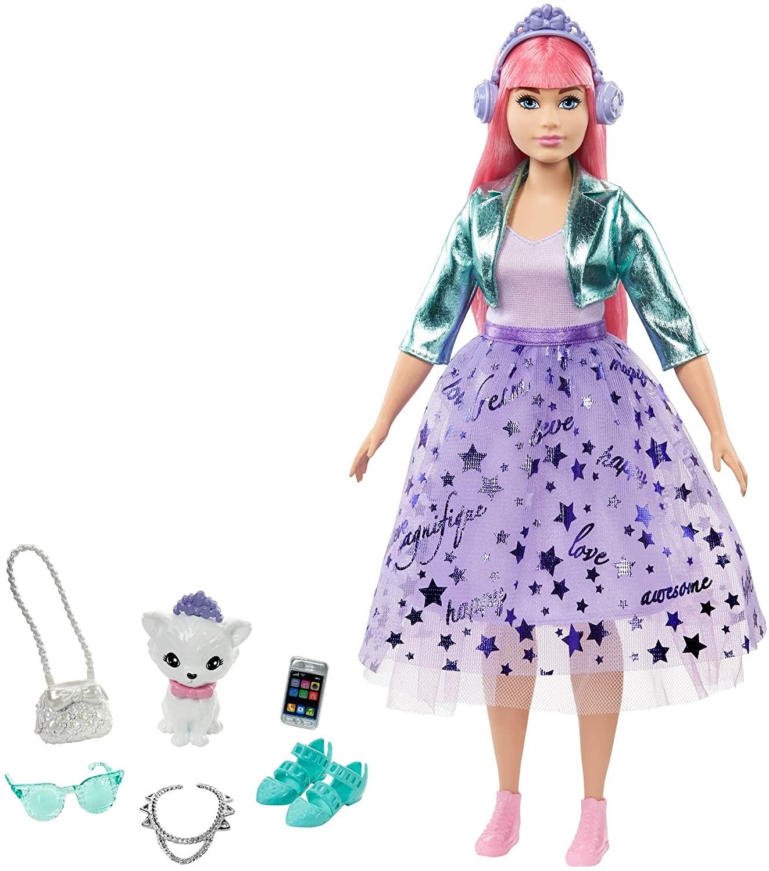 Купить Кукла Барби Приключение принцессы Дейзи (Barbie Princess Adventure Daisy Doll in Princess Fashion) от