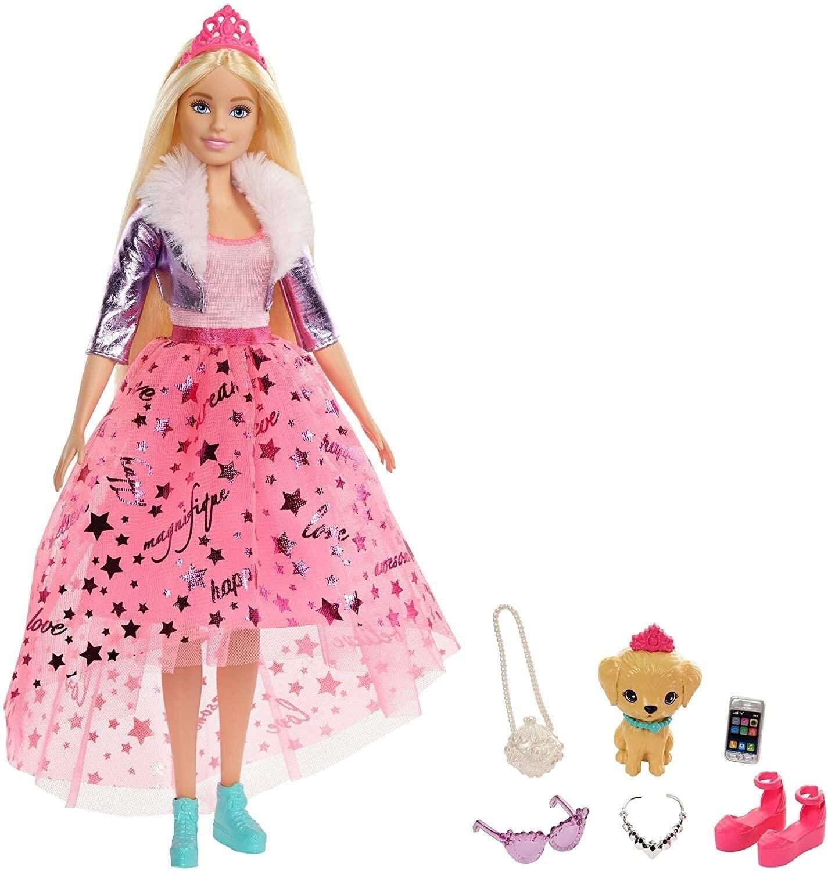 Купить Кукла Барби Приключение принцессы  (Barbie Princess Adventure Doll in Princess Fashion) от