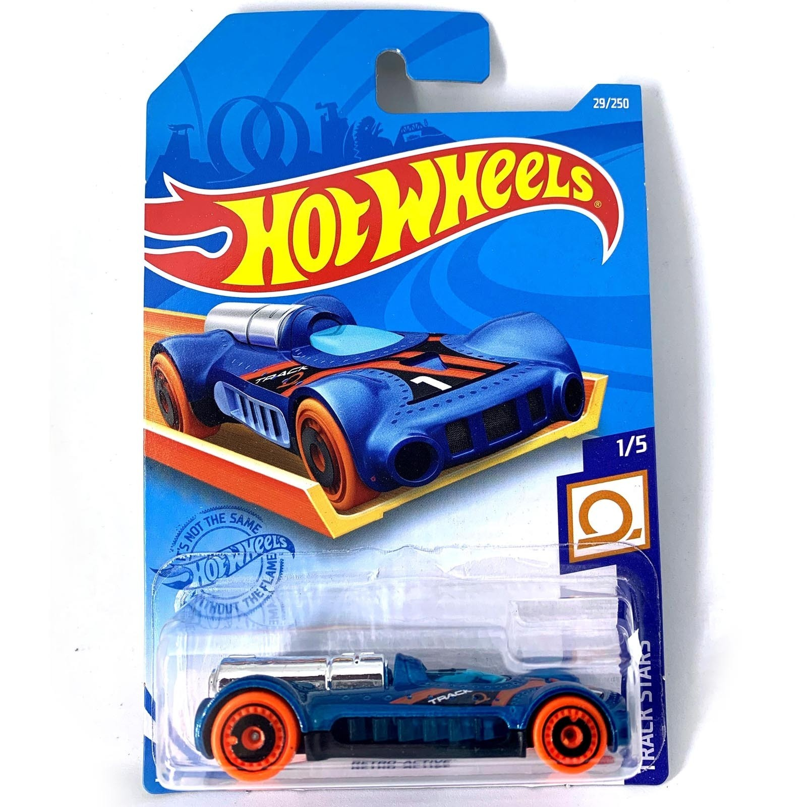 Купить Машинка Hot Wheels RETRO - ACTIVE от
