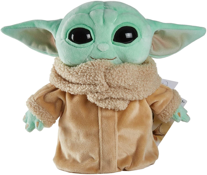 Купить Звездные войны плюшевый Малыш Йода Star Wars The Child Plush Toy Mandalorian Mattel от