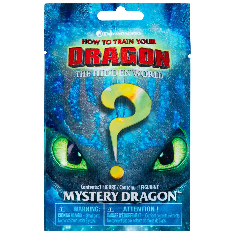Купить Коллекционная фигурка дракона в ассортименте DreamWorks  Mystery Dragons от