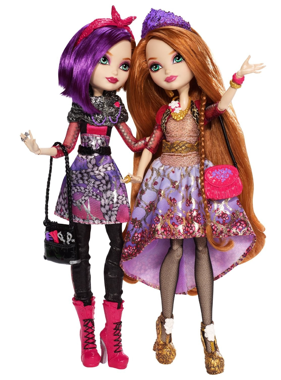 Купить Холли и Поппи О'Хэйр Базовые куклы (Holly and Poppy O'Hair Basic Dolls) от