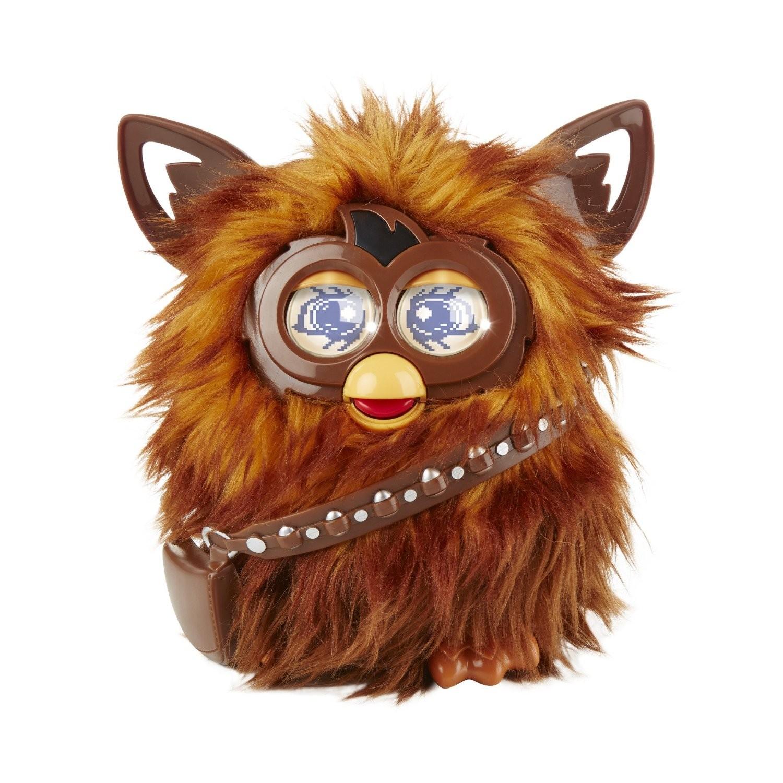 Купить Furby Интерактивная игрушка Ферби Фурбакка Звездные Войны (Furbacca Star Wars) от