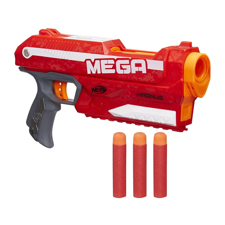 Купить Бластер Nerf Мега Магнус A4887 (Nerf N-Strike Elite Mega Magnus Blaster) от
