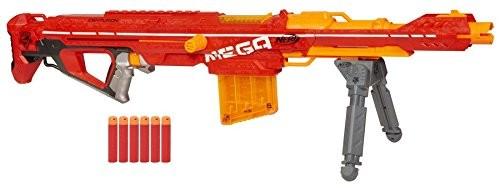 Купить Бластер Nerf Н-Страйк Элит Центурион Мега   (Nerf N-Strike Elite Centurion Mega Blaster) от