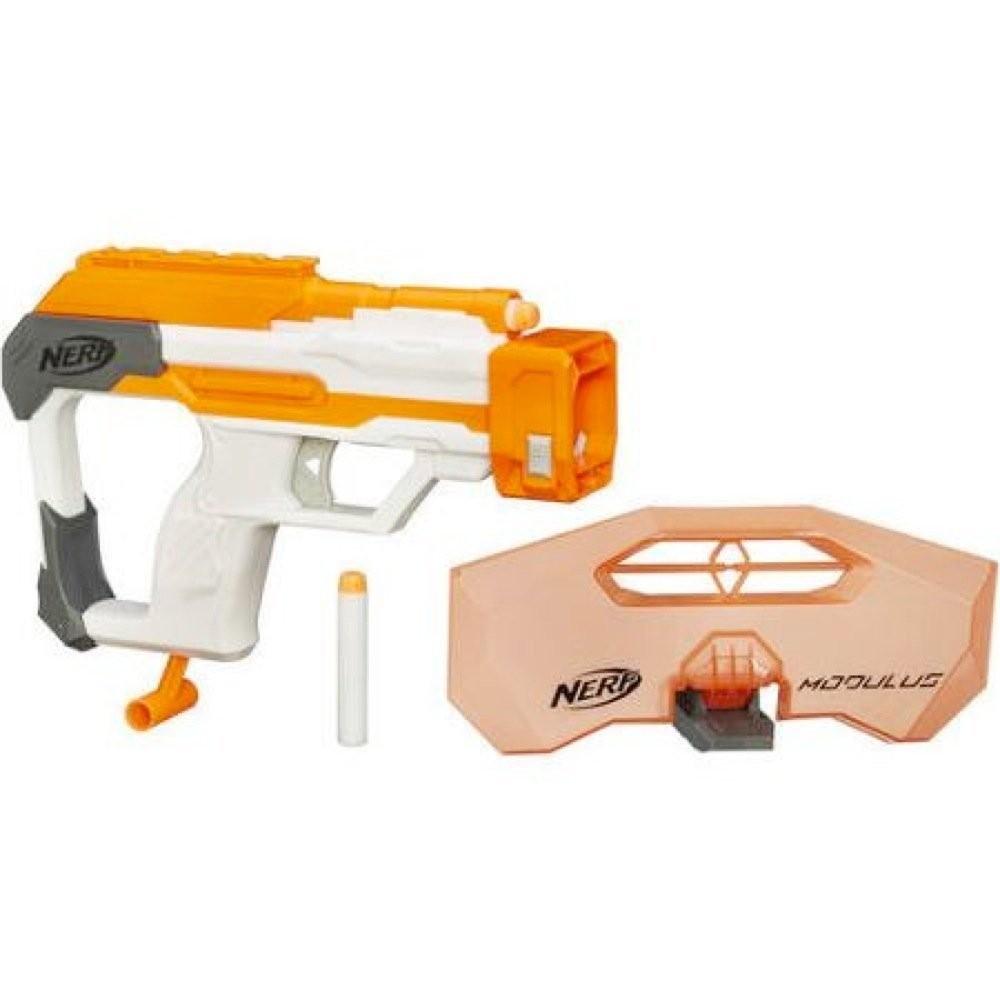 Купить Бластер Nerf Модулус Набор Нападение и Защита B1536 (Nerf Modulus Strike and Defend Upgrade Kit) от