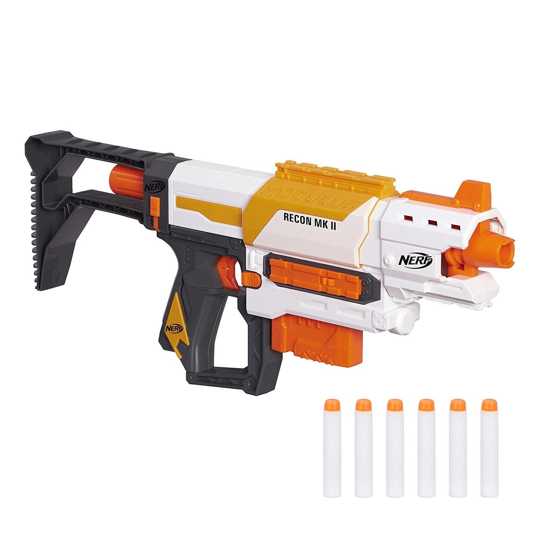 Купить Бластер Nerf Рекон МК2 Модулус B4616 (Nerf Modulus Recon MKII Blaster) от