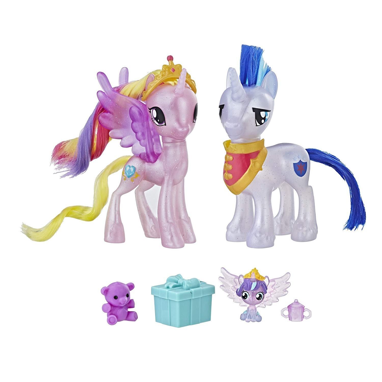 Купить My Little Pony Принцесса Каденс и Шайнинг Армор (My Little Pony Princess Cadance and Shining Armor) от
