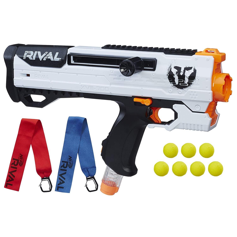 Купить Бластер Nerf Нерф Райвал Фантом Гелиус XVIII-700  (Nerf Rival Phantom corps Helios XVIII-700 Blaster) от