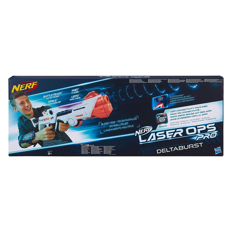 Купить Лазерный бластер Nerf Нерф Дельтаберст Е2279 (Nerf Laser Ops Pro DeltaBurst Blaster) от