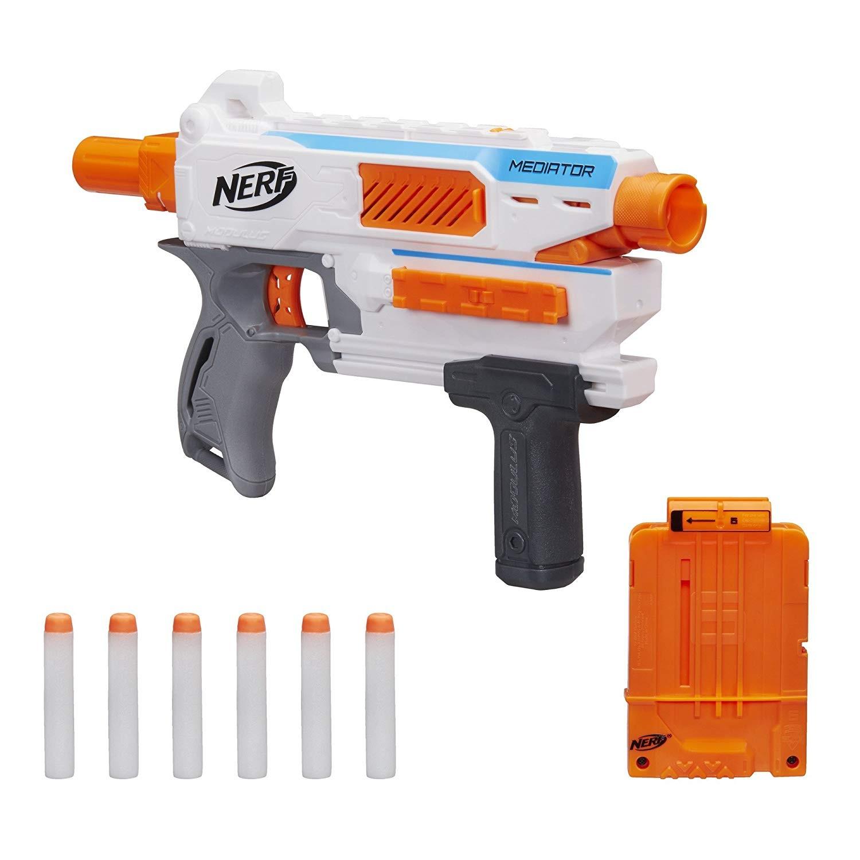 Купить Бластер Nerf Нерф Модулус Медиатор E0016  (Nerf Modulus Mediator Blaster) от